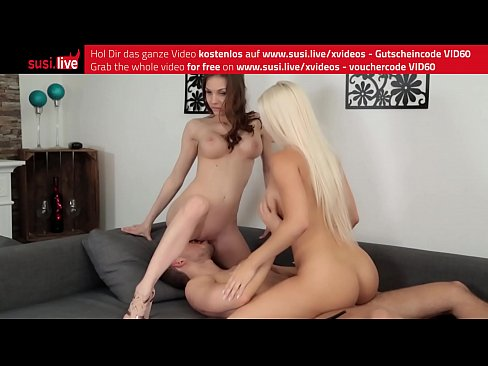 Sex In Trei, 2 Pizde Excitate Si Un Barbat Putin Virgin