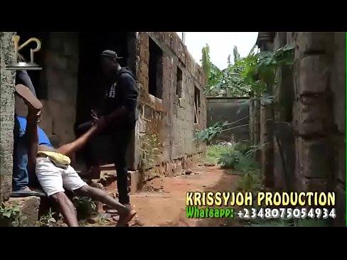 Trei Negri Fac Gang Bang Cu O Negresa Din Africa