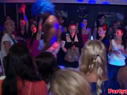 Euro Sex Intr-Un Club De Fite Cu Oamenii Fara Rusine